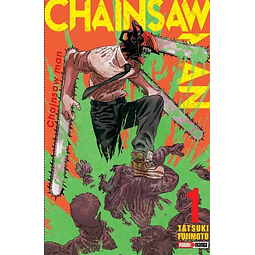 Chainsaw Man - Tomo 1