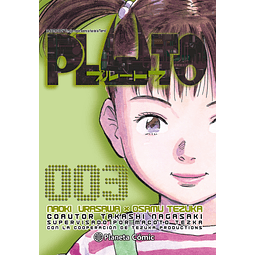 Pluto - Tomo 3