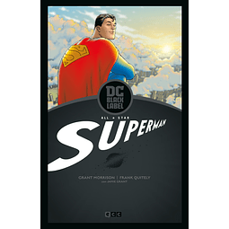 All Star Superman - Black Label