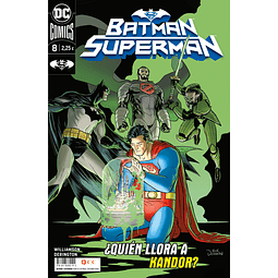 Batman / Superman #8