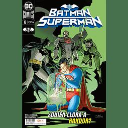 Batman / Superman #08