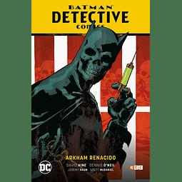 Batman: Detective Comics vol. 03 - Arkham renacido (Batman Saga - Renacido parte 5)