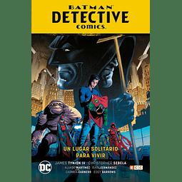 Batman: Detective Comics vol. 05 - Un lugar solitario para vivir