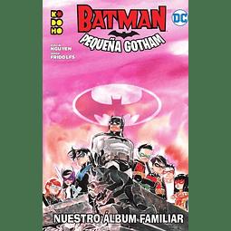 Batman: Pequeña Gotham – Nuestro álbum familiar