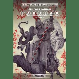 Colección Vertigo núm. 38: Fábulas 12