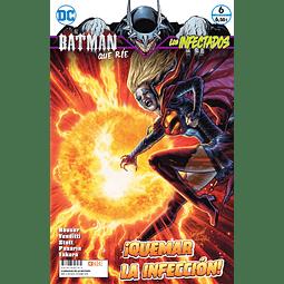 El Batman que ríe: Los infectados núm. 06 de 6