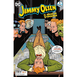 Jimmy Olsen, El Amigo de Superman Pack