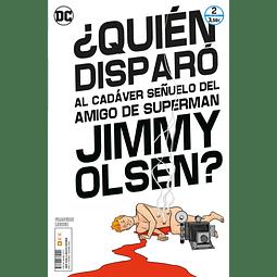 Jimmy Olsen, el amigo de Superman núm. 02 de 6