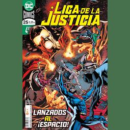 Liga de la Justicia #103 / 25