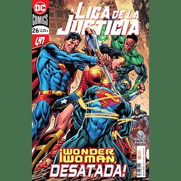 Liga de la Justicia #104 / 26
