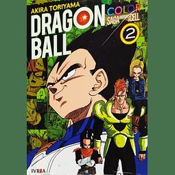 Dragon Ball Z - Saga de Cell - Tomo 2