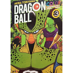 Dragon Ball Z - Saga de Cell - Tomo 3