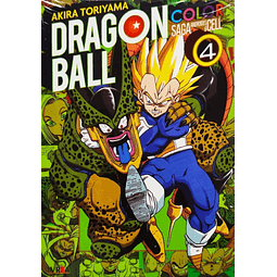 Dragon Ball Z - Saga de Cell - Tomo 4