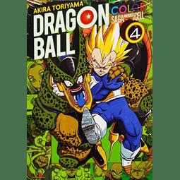 Dragon Ball Z - Saga de Cell - Tomo 4