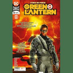 El Green Lantern #100 / 18