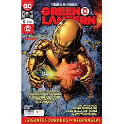 El Green Lantern #101 / 19