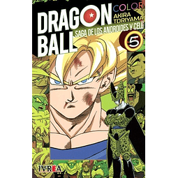 Dragon Ball Z - Saga de Cell - Tomo 5
