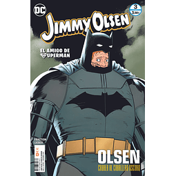 Jimmy Olsen, el amigo de Superman núm. 03 de 6