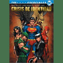 Liga de La Justicia: Crisis de Identidad