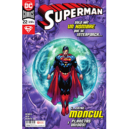 Superman #101 / 22