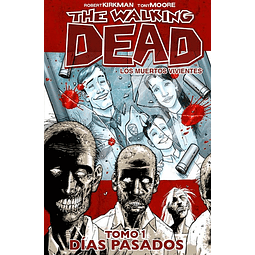 The Walking Dead 1-3