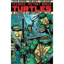 Teenage Mutant Ninja Tomo 1 y 2