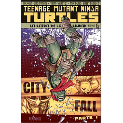 Teenage Mutant Ninja Tomo 6