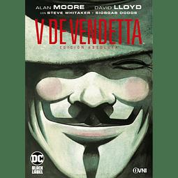 V for Vendetta - Edición absoluta