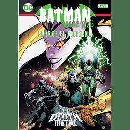 El Batman que ríe: Emerge el Infierno