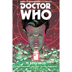Doctor Who: Te servimos