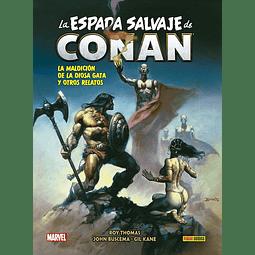Biblioteca Conan. La Espada Salvaje de Conan #4