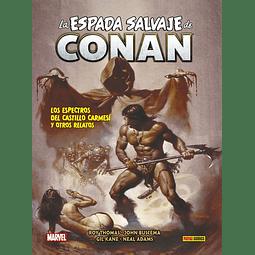 Biblioteca Conan. La Espada Salvaje de Conan #5