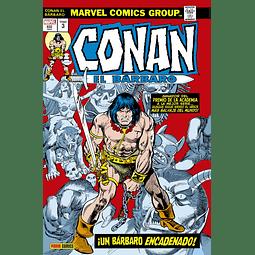 Marvel Omnibus. Conan el Bárbaro: La Etapa Marvel Original #3