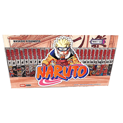 Naruto Boxset Tomo 1-27