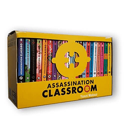 Assassination Classroom Box Set - Serie Completa