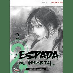 La Espada del Inmortal Vol. 2