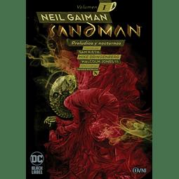 Biblioteca Sandman Vol.01: Preludios y nocturnos