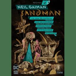 Biblioteca Sandman Vol.02: La casa de muñecas