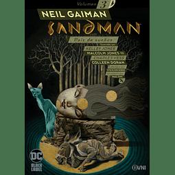 Biblioteca Sandman vol. 03: País de sueños
