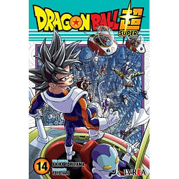 Dragon Ball Super #14