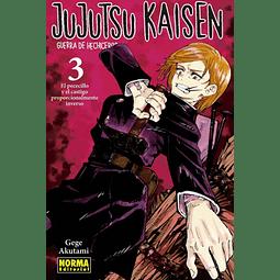 Jujutsu Kaisen #3