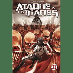 Ataque a los Titanes #31