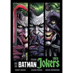 Batman: Tres Jokers.