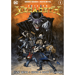 Noches Oscuras Death Metal (Megadeth) #1