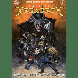 Noches Oscuras: Death Metal EDICIÓN MEGADETH #1