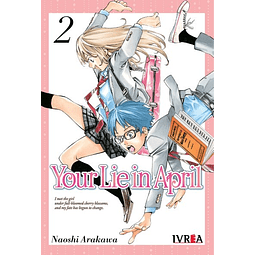 Your Lie in April #2