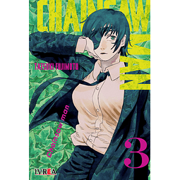 Chainsaw Man #3