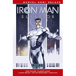 Marvel Now! Deluxe. Iron Man Superior Integral