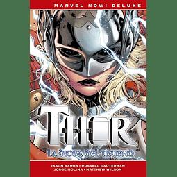 Marvel Now! Deluxe. Thor de Jason Aaron #3: La Diosa del Trueno
