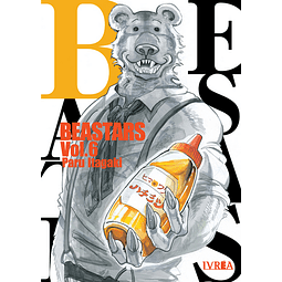 Beastars #6
